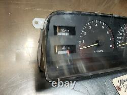92-94 Toyota 4runner Auto Truck At Dash V6 Sr5 Gage Cluster Speedomètre 208k 3