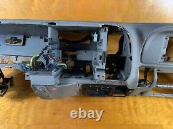 95-99 Chevy Gmc Trucks Dashboard Dash Core Frame Mount Avec Defect Tan