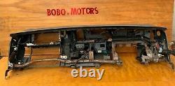 95-99 Chevy Gmc Trucks Tableau De Bord Dash Core Frame Mount Gray