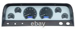 Dakota Digital 1964 65 66 Chevy Pickup Truck Analog Gauge System Vhx-64c-pu-s-b