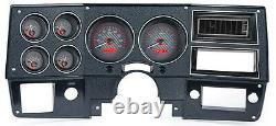 Dakota Digital 1973-187 Chevy Gauge Analogique Système De Jauge Analogique Vhx-73c-pu-c-r