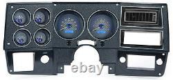 Dakota Digital 1973-87 Chevy Gmc Pickup Truck Analog Gauge System Vhx-73c-pu-c-b