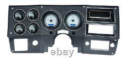 Dakota Digital 1973-87 Chevy Gmc Pickup Truck Analog Gauge System Vhx-73c-pu-s-b