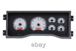 Dakota Digital 1995-98 Chevy Gm Full Size Pickup Analog Gauge Kit Vhx-95c-pu-s-r