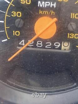 Oem 75 87 Chevy Gmc Camion Suburban Blazer Jimmy Gauge Cluster & Clock Original