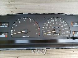 Toyota Pickup Truck 4runner 68k Dash Gauge Cluster Speedomètre Oem 83010-35580